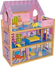 Rosa dukkehus