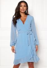 0e8b59286da Sisters Point Greto Dress 401 Blue/Lemon XS