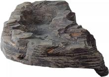 Ubbink Vänstersvängande segment f. vattenfall Colorado Cascade 1312072
