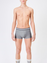 RBN COTTON TRUNKS Bright Grey Melange, M