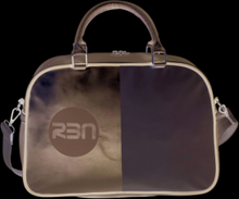 RBN RETRO SPORTS BAG Offwhite, ONE