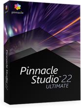 Pinnacle Studio 22 Ultimate ESD Software Download - Elektronisk