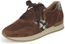 Sneakers från Gabor brun