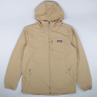 Patagonia Jacket Tezzeron Khaki