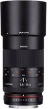 Samyang 100 MM F/2,8 Canon