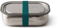 Matlåda i rostfritt stål 3-i-1 - Ocean, 1 L
