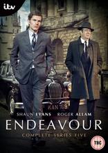 Endeavour - Season 5 (3 disc) (Import)
