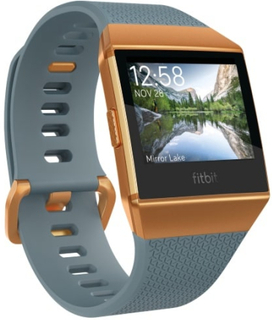 Fitbit Ionic Blå/Orange