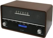 Denver DAB+ & FM-radio Retro design