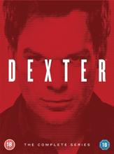 Dexter: Complete Seasons 1-8 (Import)