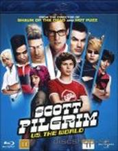 Scott Pilgrim vastaan maailma (Blu-ray)