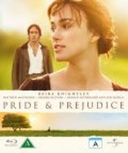 Ylpeys ja ennakkoluulo (Blu-ray)
