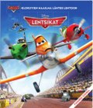 Lentsikat (Blu-ray)