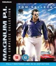 Magnum P.I. - The Complete Collection (Blu-ray) (37-disc) (Tuonti)