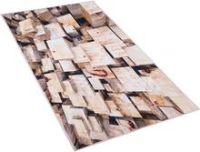 Matto 80x150 cm puukuvioinen CANKIRI