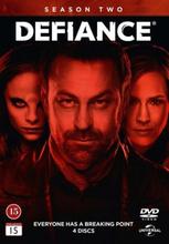 Defiance - Season 2 (4 disc)
