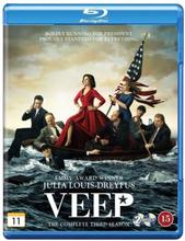 Veep - Sesong 3 (Blu-ray) (2 disc)