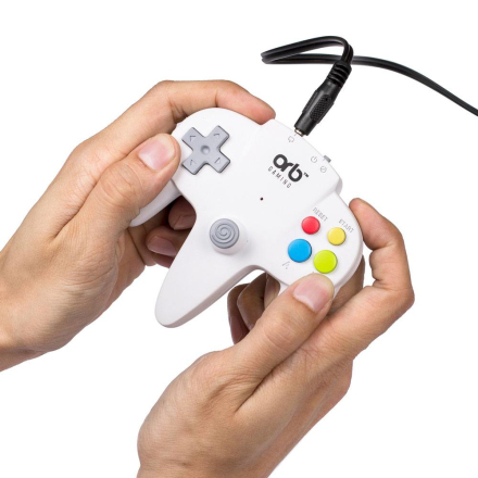 Retro spelkonsol -ORB Retro Video Game Console Arcade Controller (200spel)