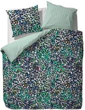 Essenza Sengesæt - 140x200 cm - Essenza Boaz green sengetøj