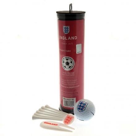 England FA Golf gave Tube