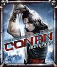 Conan - barbaari (Blu-ray)