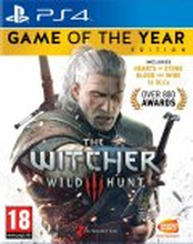 The Witcher III - Wild Hunt - Game of the Year Edition