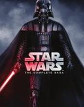 Star Wars - Complete Saga (Blu-ray)