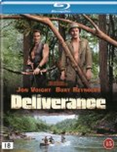 Syvä joki (Deliverance) (Blu-ray)