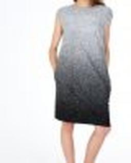 Jacquard Mellange Dress