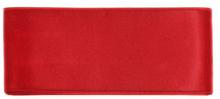 Rött Satinband 50 mm, 3 meter