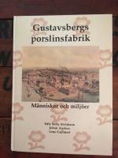Gustavsbergs porslinsfabrik : människor och miljöer