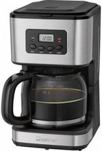 Clatronic KA 3642 Kaffebryggare Timer Rostfritt Stål 1 st