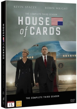 House of Cards - Säsong 3