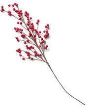 Kvist med röda bär, 68 cm