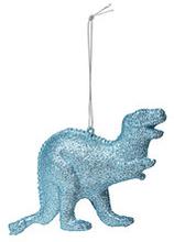 Julgransdekoration Dinosaurie, 11x5 cm
