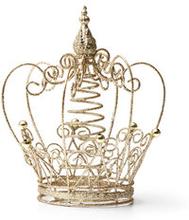 Toppstjärna Krona, 19x20 cm
