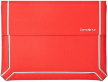 """Samsonite Thermo Tech Sleeve for 13,3"""" Laptop - Red & Grey"""