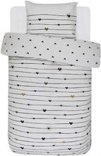 Sengetøj Covers & Co - 140x200 cm - 100% bomulds renforcé - Covers & Co Lovelines
