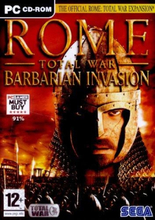 Rome Total War Gold Edition inc barbarian (PC)