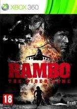 Rambo The Video Game (Xbox 360)