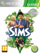 Sims 3 (Classics) (Xbox 360)