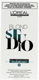 LOreal Blond Studio Range LOreal Blond Studio Majmeches 6x25g