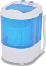 Mini-vaskemaskine enkelttromle 2,6 kg