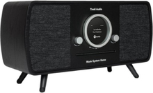 Tivoli Audio Music System Home Black/Black