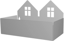 Roommate, Twin house box - Grå