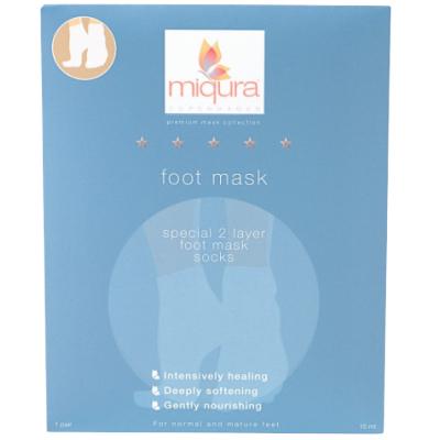 Miqura Foot Mask 1 par