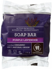 Urtekram Purple Lavender Saippua 175 g