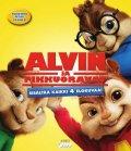 Alvin ja Pikkuoravat 1-4 (Blu-ray)