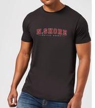 Native Shore N.Shore Men's T-Shirt - Black - 5XL - Schwarz