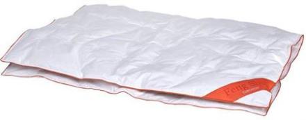 Økologisk - Juniordyne med gåsedun - 100x140cm - sommerdyne - Økologisk dyne - dynezonen